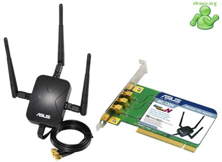 ASUS WL-130N Super Speed N Wireless